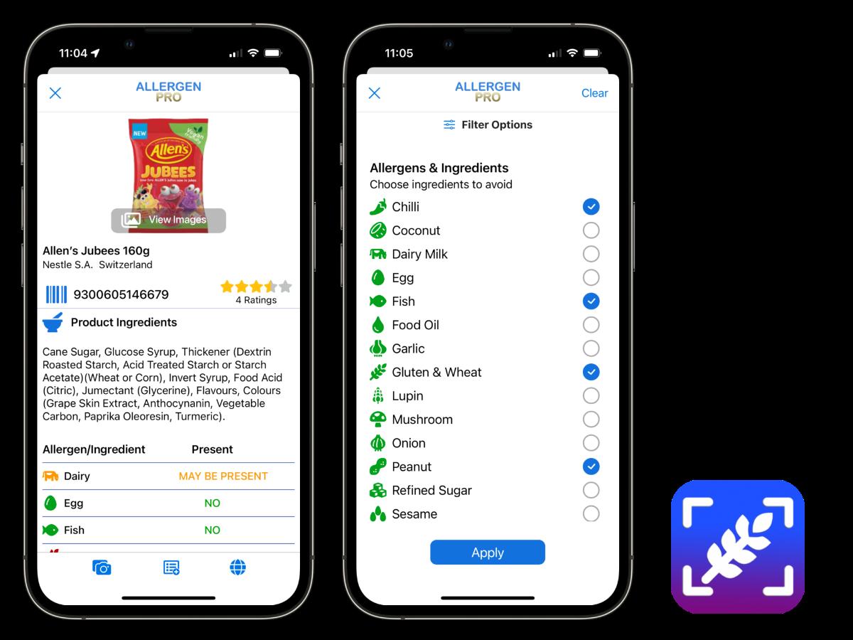 Fussy Vegan Fast Food Pro App.