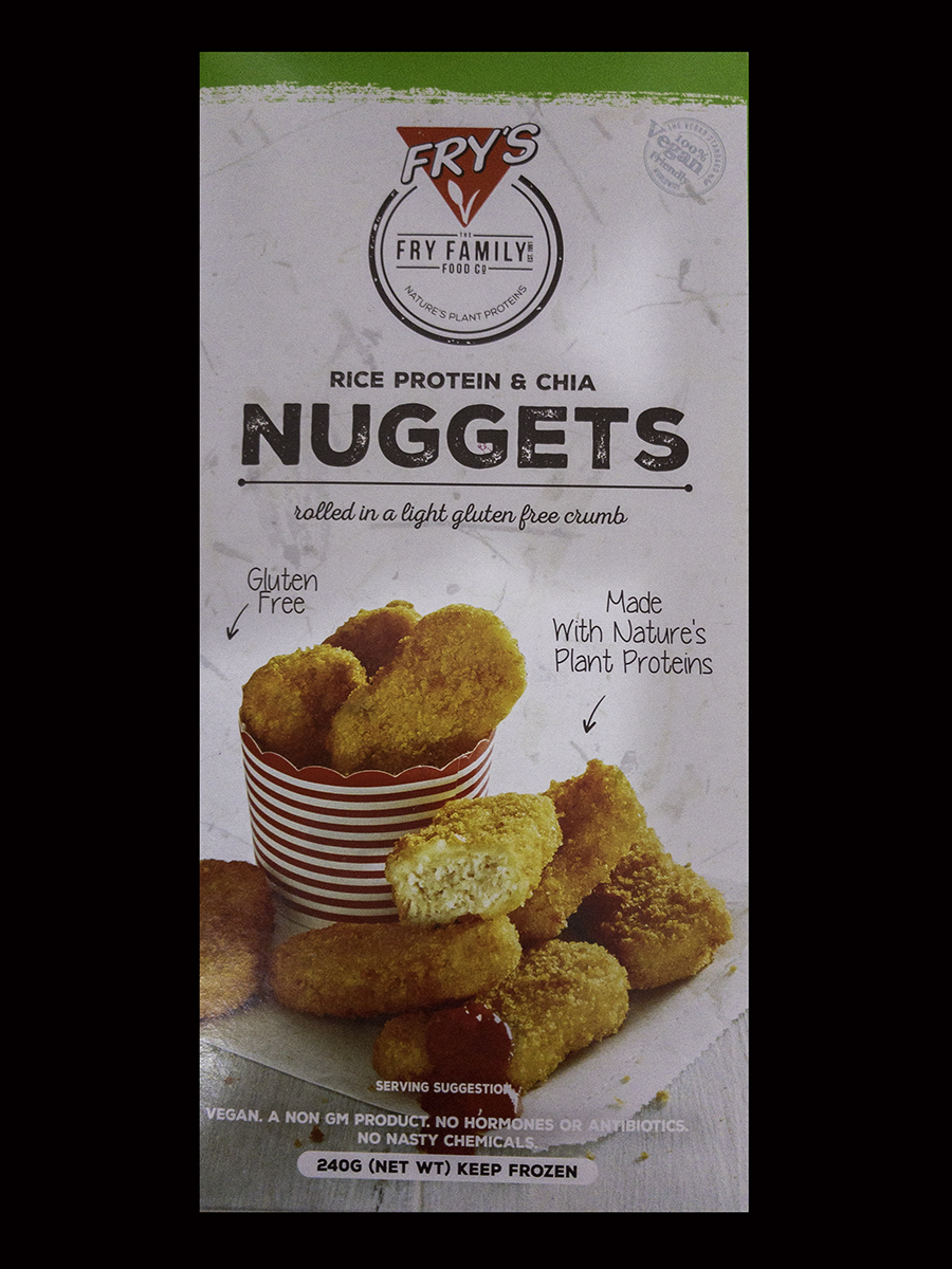 Fry&#8217s Nuggets