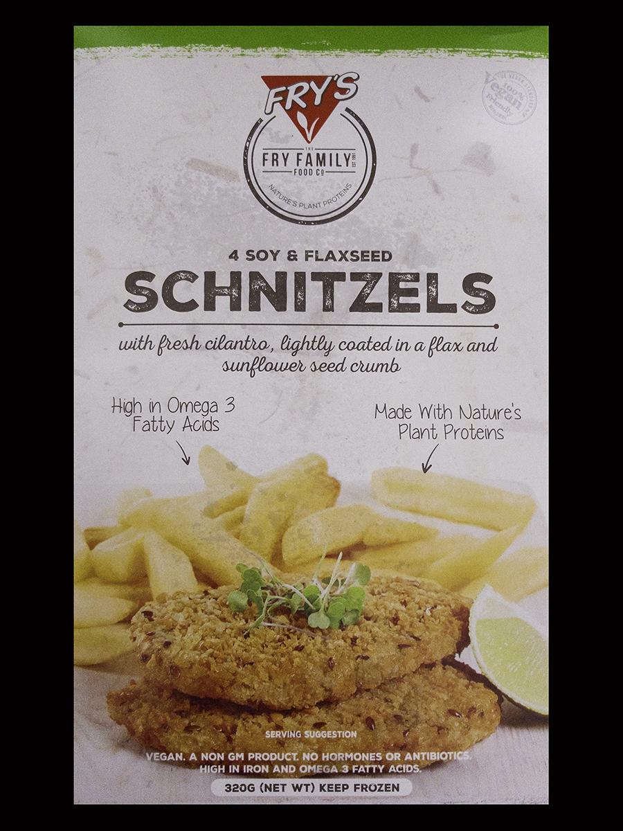 Fry&#8217s Schnitzels