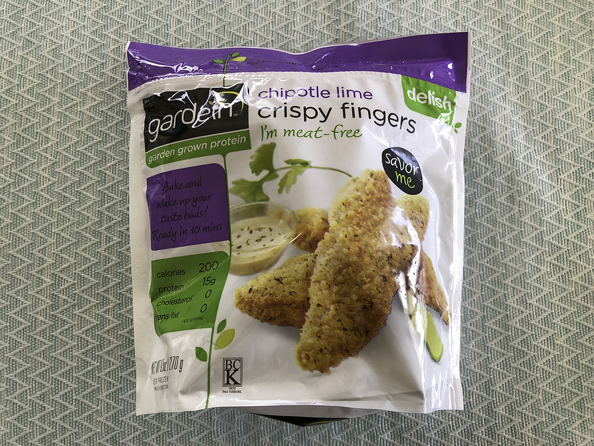 Gardein Chipotle Lime Crispy Fingers