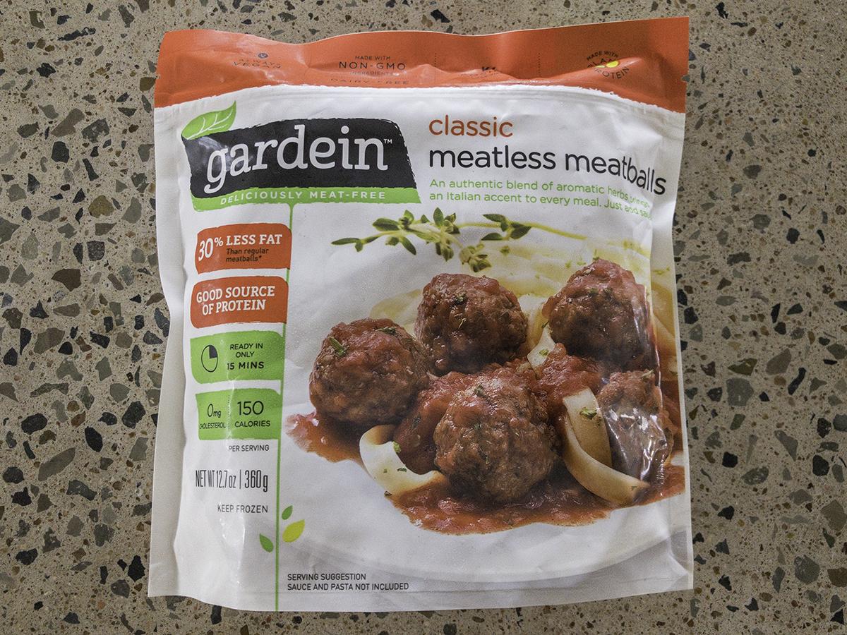 Gardein Meatloaf