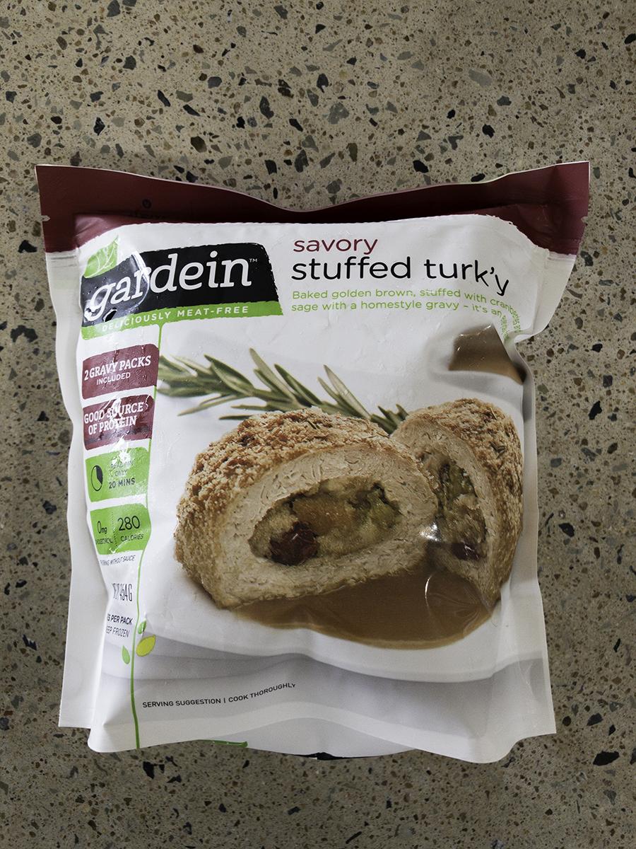 Gardein Stuffed Turk&#8217y