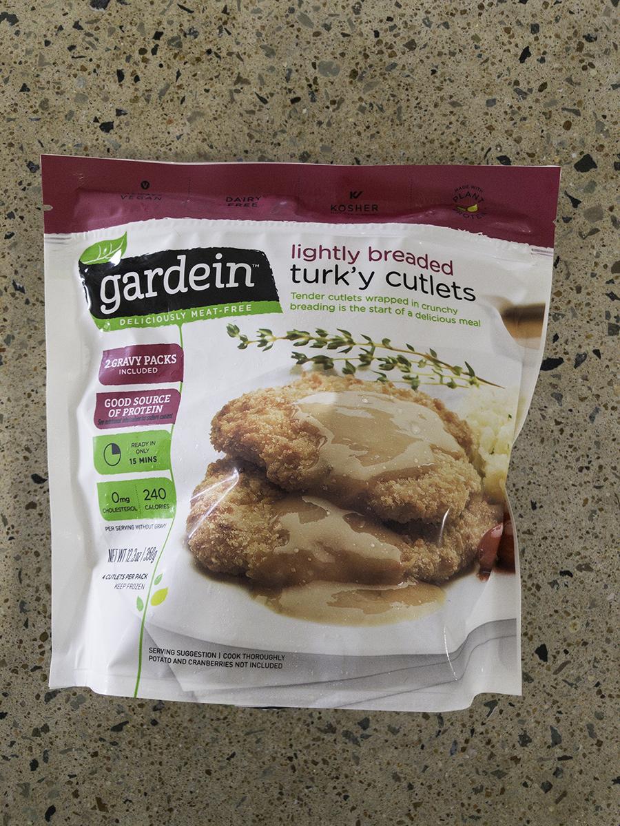 Gardein Stuffed Turk'y