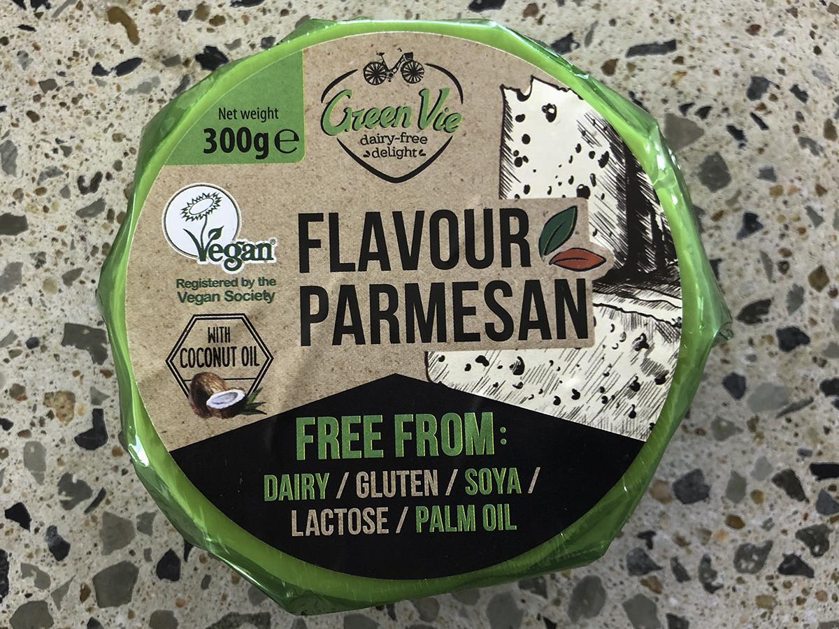 Green Vie Parmesan Style Cheese