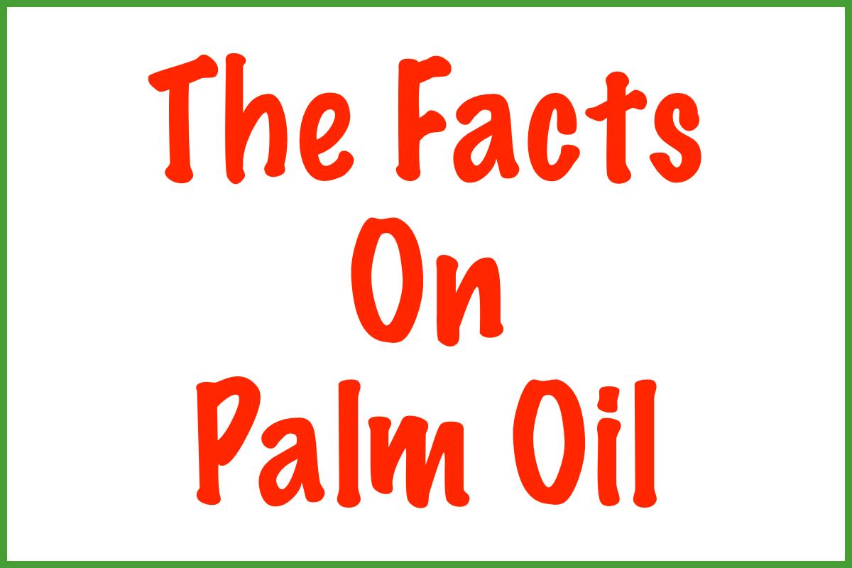 boycotting palm oil