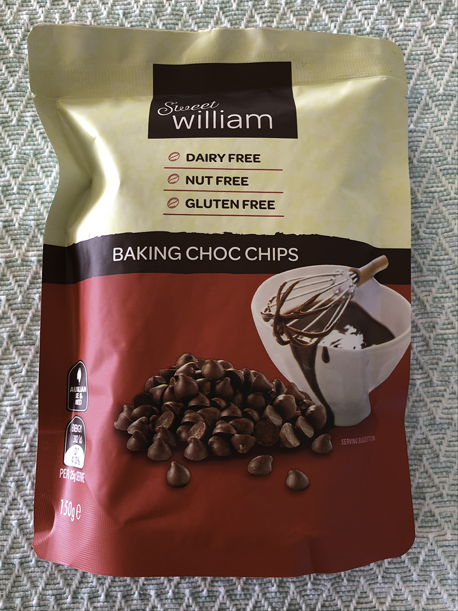 Sweet Williams Baking Chocolate Chips