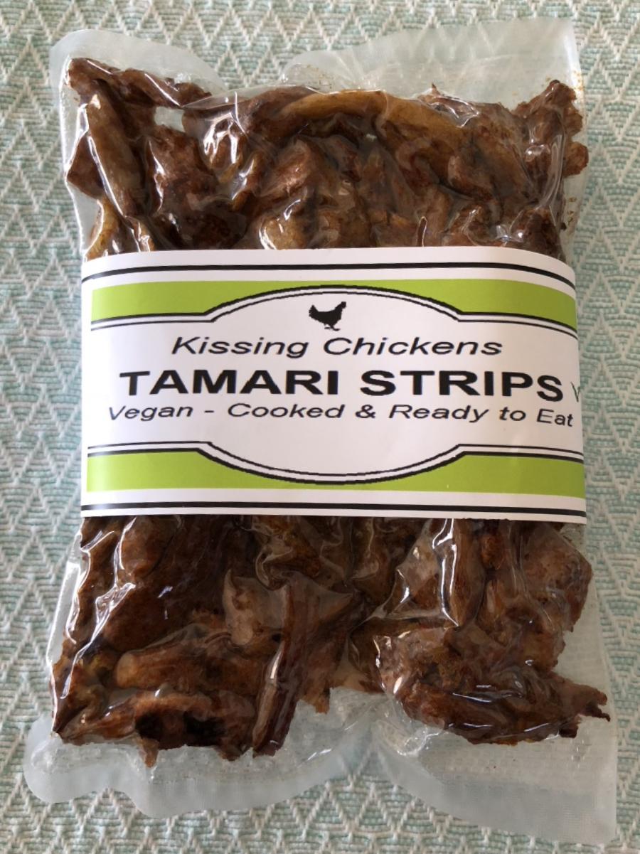 Kissig Chickens Tamari Strips
