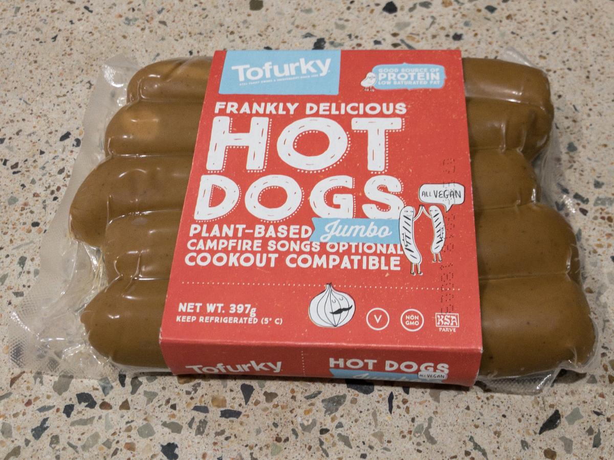 Tofurky Hot Dogs