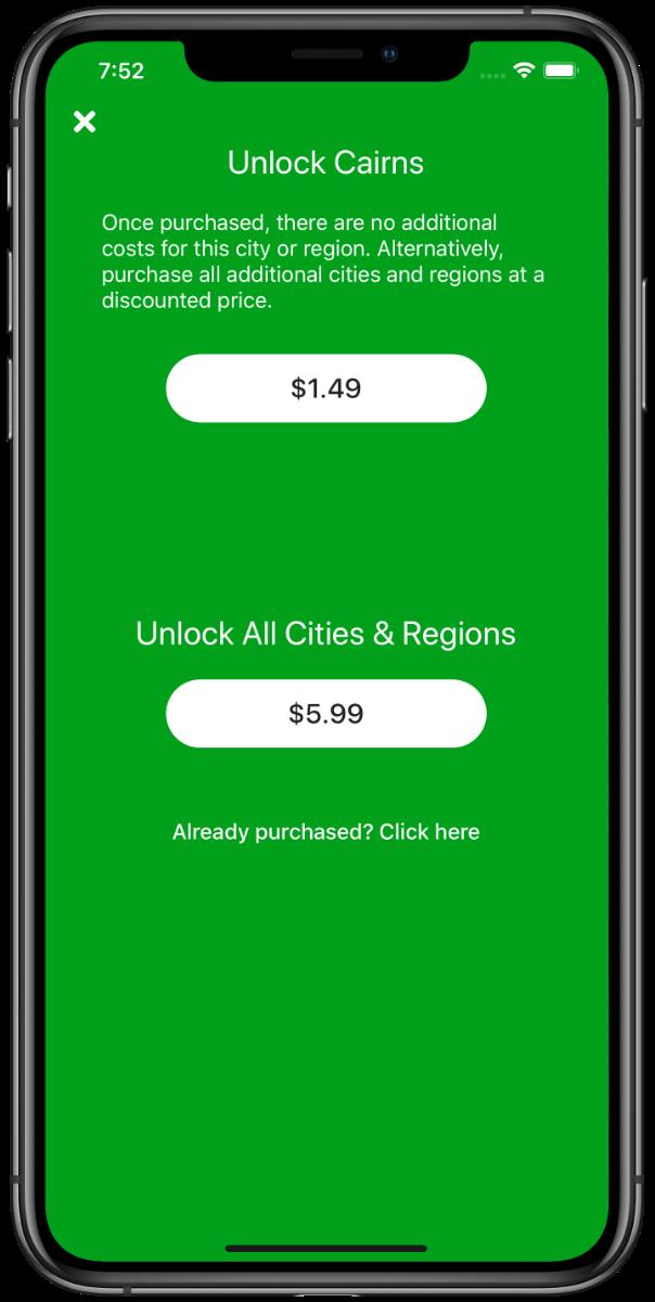 unlock cities
